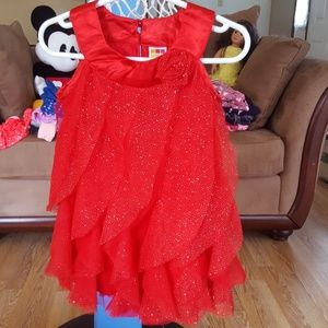 Christmas or party toddler dress